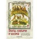 Storia, costume e società